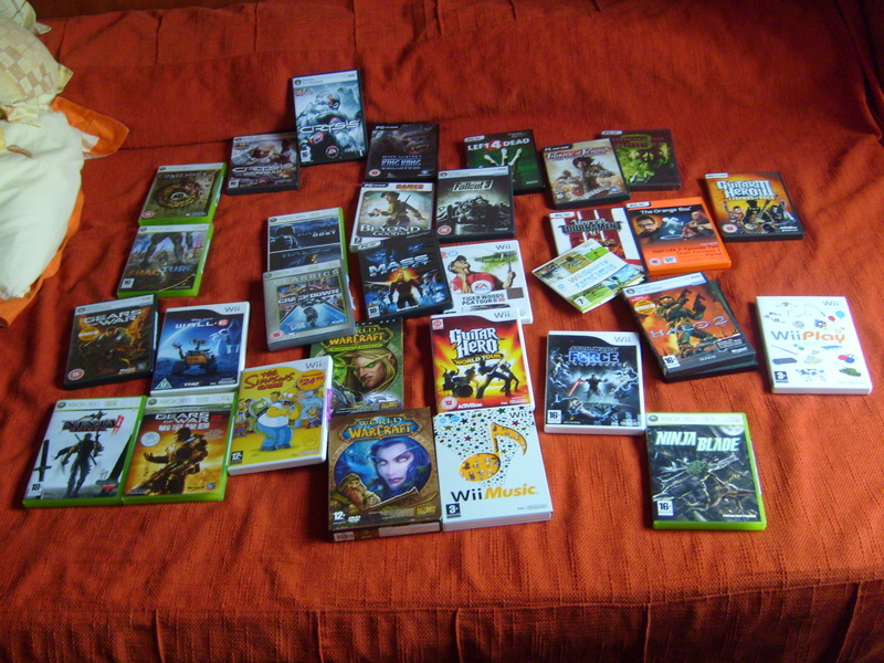 Games, Games, Games
